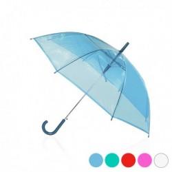 Polopriehľadný dáždnik s automatickým otváraním 144689
