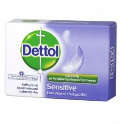 Antibakteriálne toaletné mydlo Sensitive - 100 g - Dettol