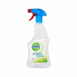 Antibakteriálny čistiaci sprej na povrchy - limetka a mäta - 500 ml - Dettol