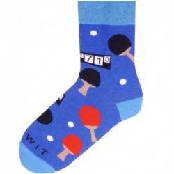 Unisex ponožky - pingpong - WiTSocks