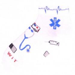 Členkové unisex ponožky - lekár - WiTSocks