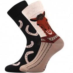 Unisex ponožky - kôň - WiTSocks