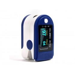Pulzný oxymeter JZK-301 - modrý