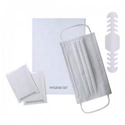 Hygienická súprava proti koronavírusu 142579 - biely