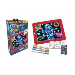 Kresliace tabuľka pre deti Magic Pad