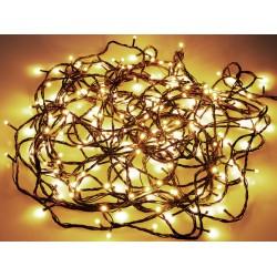 Vonkajšie LED svetielka - 13,5 m - 180 diód