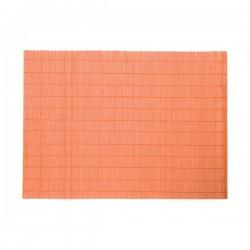 Bambusové prestieranie 149316 - 45 x 30 cm - oranžové