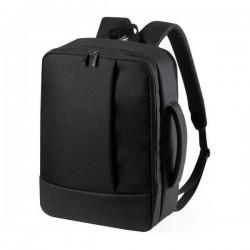 Batoh a taška na notebook 146509 - 2 v 1 - čierna