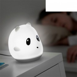 Silikónová dotyková lampa - panda - InnovaGoods