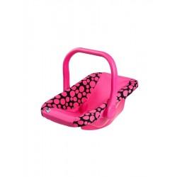 Autosedačka pre bábiky - ružová - Playtech