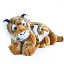 Plyšový tiger s mláďaťom - 37 cm - Rappa