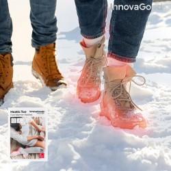 Vložky na chodidlá na zahrievanie nôh Heatic Toe - 10 ks - InnovaGoods
