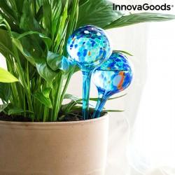 Automatické zavlažovacie gule do kvetináčov Aqualoon - 2 ks - InnovaGoods