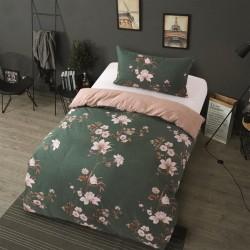 Microtop obliečky - s kvetinovým motívom - Corey - 140 x 200 cm
