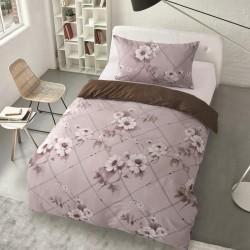 Microtop obliečky - s kvetinovým motívom - Disa - 140 x 200 cm