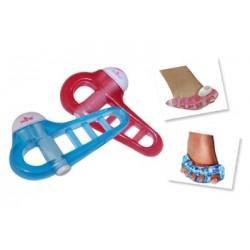 Relaxačné gélové nadstavce na starostlivosť o nohy - 6 ks
