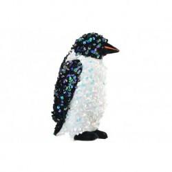 Dekoratívny tučniak - 19 cm