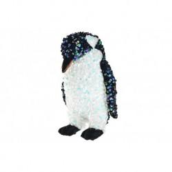 Dekoratívny tučniak - 22 cm