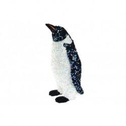 Dekoratívny tučniak - 35 cm