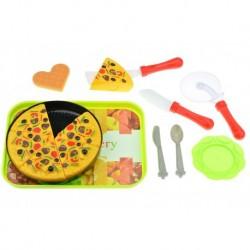 Súprava na krájanie pizze pre malých kuchárov - Wiky