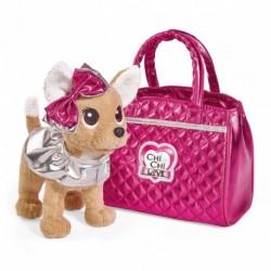 Psík Chi Chi - Glam Fashion - s taškou - Simba