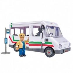 Trevorov autobus - Požiarnik Sam - 21 cm - Simba
