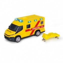 Záchranná služba - Iveco - 18 cm - Simba