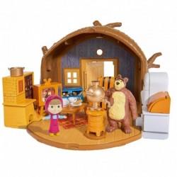 Medveďov dom - Máša a Medveď - Simba