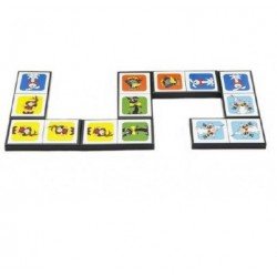 Hra Domino - Poď s nami do rozprávky - 28 ks - Rappa