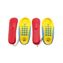 Plastové telefóny do izbičiek - Rappa
