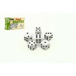 Hracie kocky - 6 ks - v krabičke - Rappa