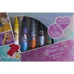 Obojstranné voskovky - s Disney princeznami - Jiri Models