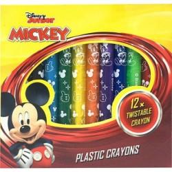 Skrutkovacie voskovky - Mickey Mouse - Jiri Models