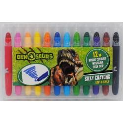 Gélové voskovky - s dinosaurom - Jiri Models