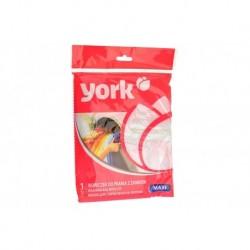 Sieťka na pranie jemnej bielizne so zipsom - 40 x 5 cm - York