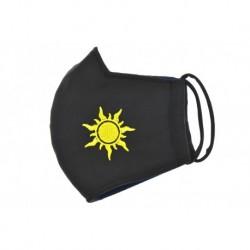 Rúško zo silnejšej textílie - slnko