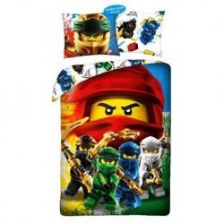 Bavlnené obliečky - Lego Ninjago - 140 x 200 - Halantex