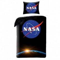 Bavlnené obliečky - NASA Black - 140 x 200 - Halantex