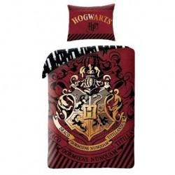 Bavlnené obliečky - Harry Potter Burgund - 140 x 200 - Halantex