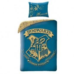 Bavlnené obliečky - Harry Potter Blue - 140 x 200 - Halantex