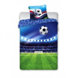 Bavlnené obliečky - Futbal - 140 x 200 - Faro