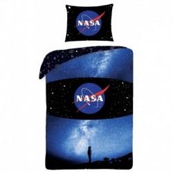 Bavlnené obliečky - NASA obloha - 140 x 200 - Halantex