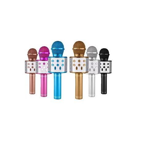 Karaoke mikrofón pre deti