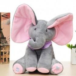 Interaktívny spievajúci sloník