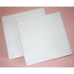 Bavlnená tetra osuška - biela - 100 x 90 cm - Prem