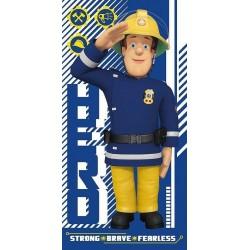 Osuška - Požiarnik Sam Hero - 140 x 70 cm - Faro