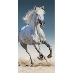 Osuška - Kôň grošák - 140 x 70 cm - Jerry Fabrics