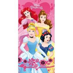 Osuška - Disney Princezné - 140 x 70 cm - Jerry Fabrics