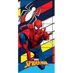 Osuška - Spiderman - s 3D efektom - 140 x 70 cm - Detexpol