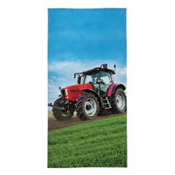 Osuška - Traktor - 140 x 70 cm - Detexpol